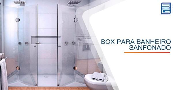 Box para Banheiro Sanfonado Sorocaba