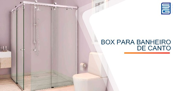Box para Banheiro de Canto Sorocaba