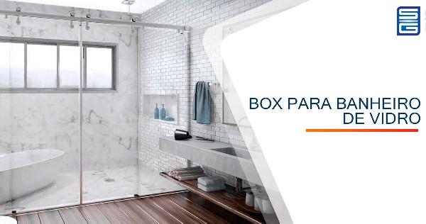 Box para Banheiro de Vidro Alcídes Vieira Araçoiaba da Serra